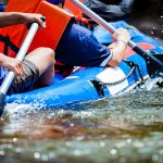 Whitewater rafting adventures in Alaska